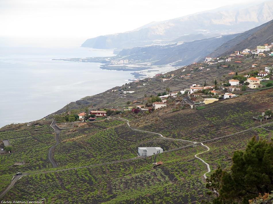 GR131 - Ruta del Bastón - Los Quemados - La Palma