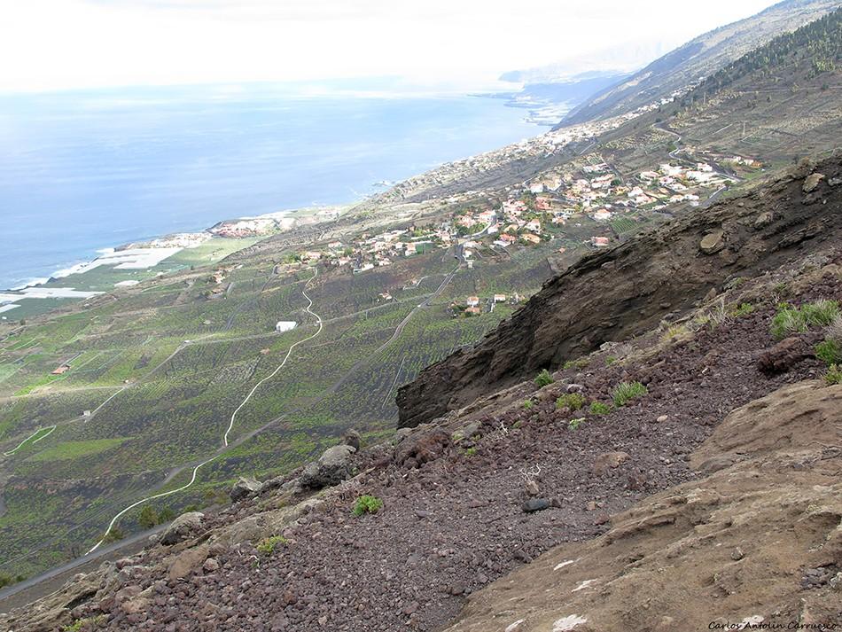 Volcán San Antonio - Los Quemados - La Palma