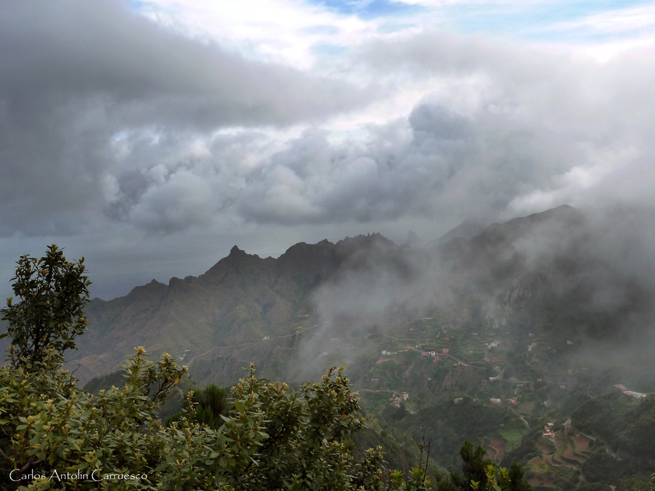 Parque rural de Anaga - Tenerife