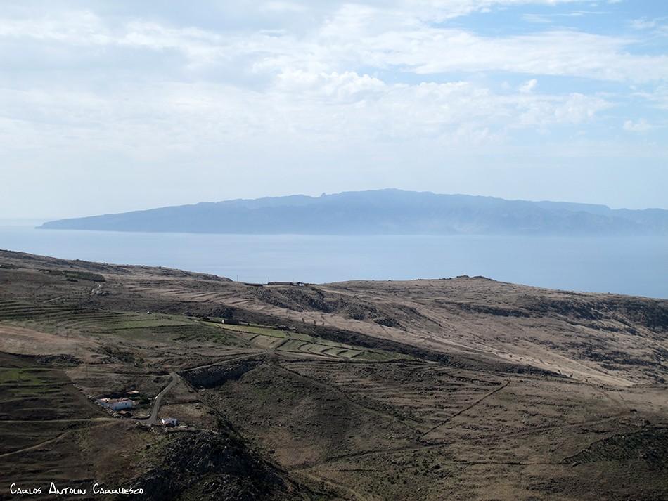 Camino del Risco - Teno - Roque de La Cruz - Tenerife - la gomera