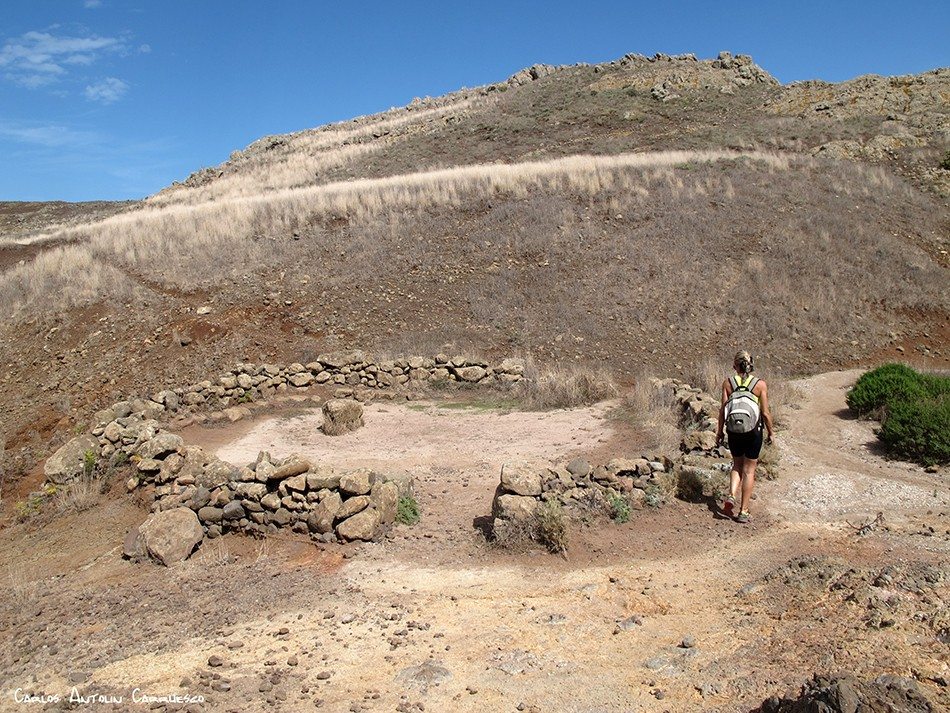 Camino del Risco - Teno - Tenerife - tagoror
