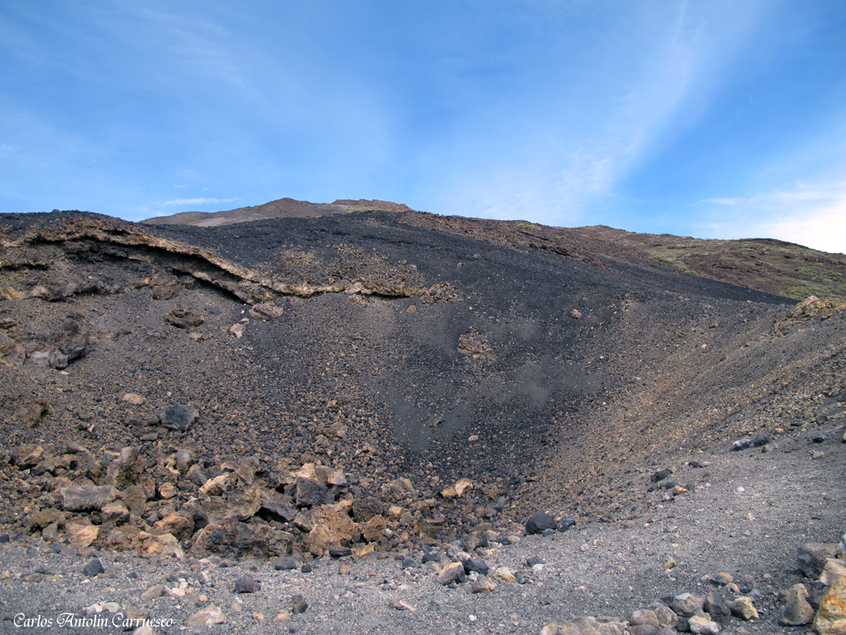 ruta Nº 9 - Narices del Teide - Teide (3718 metros)