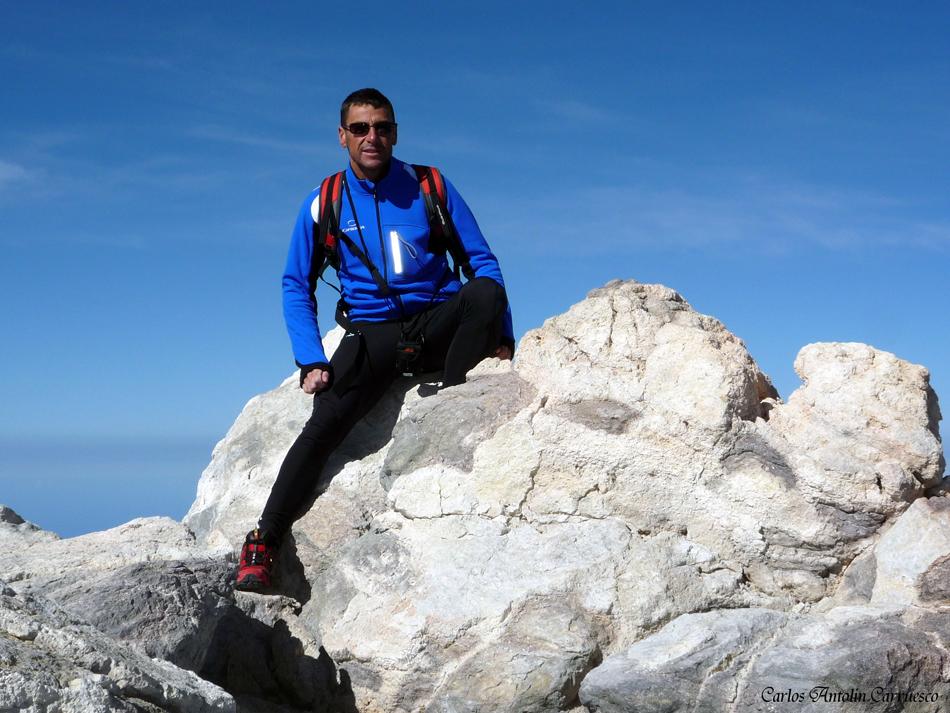 Cima del Teide - 3718 metros