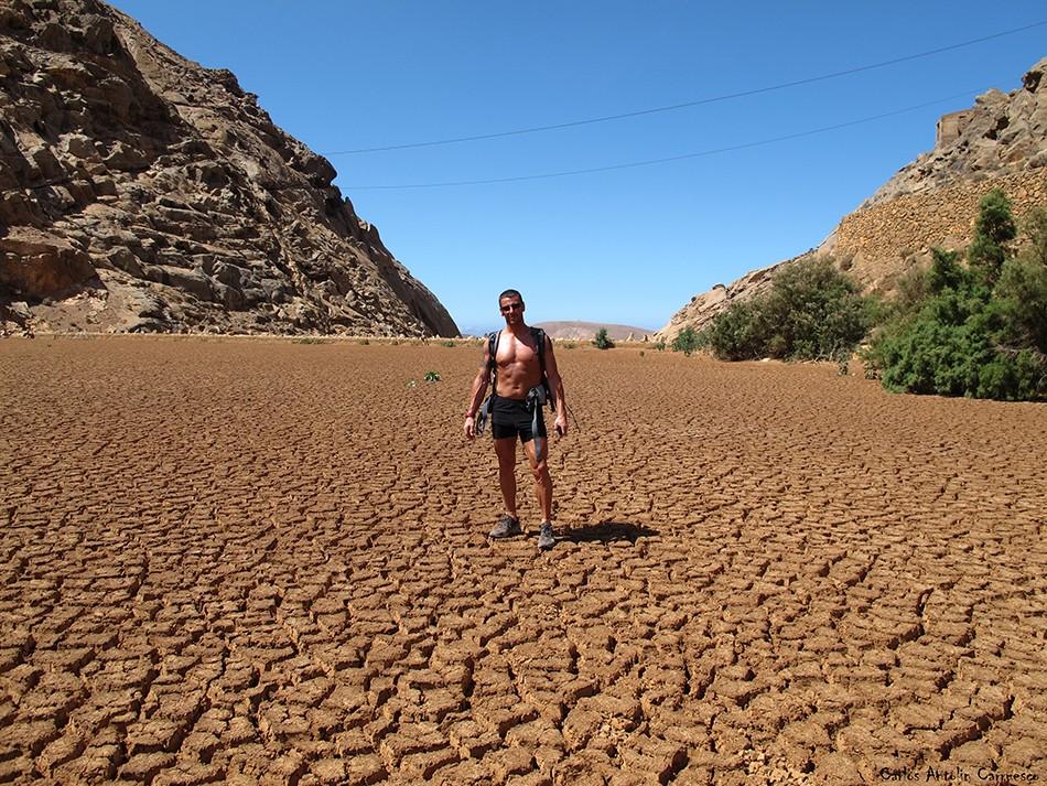 Embalse de Las Peñitas - Fuerteventura