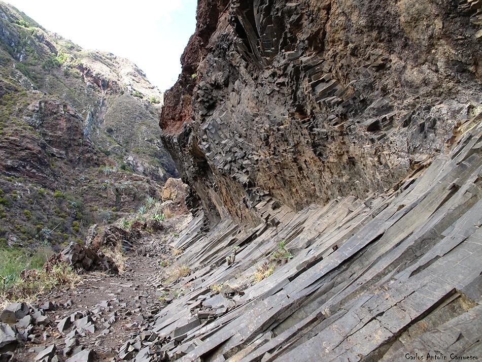 Barranco de Afur - Tamadiste - Tenerife