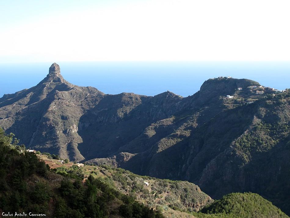 Las Carboneras - Anaga - Tenerife - Roque de Taborno - Taborno