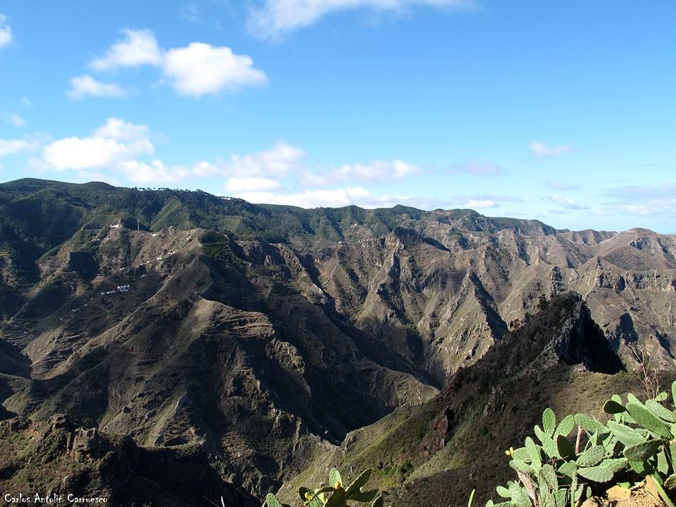Chinamada - Anaga - Tenerife - roque de los pinos - los batanes