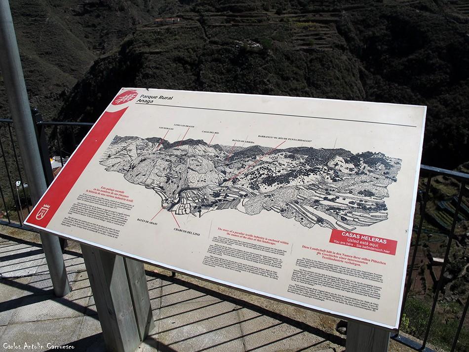 Los Batanes - Anaga - Tenerife - casas heleras