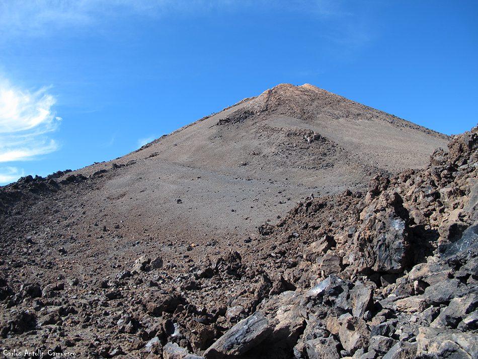sendero Nº7 - P.N. del Teide - Tenerife - La Rambleta - Teleférico del Teide