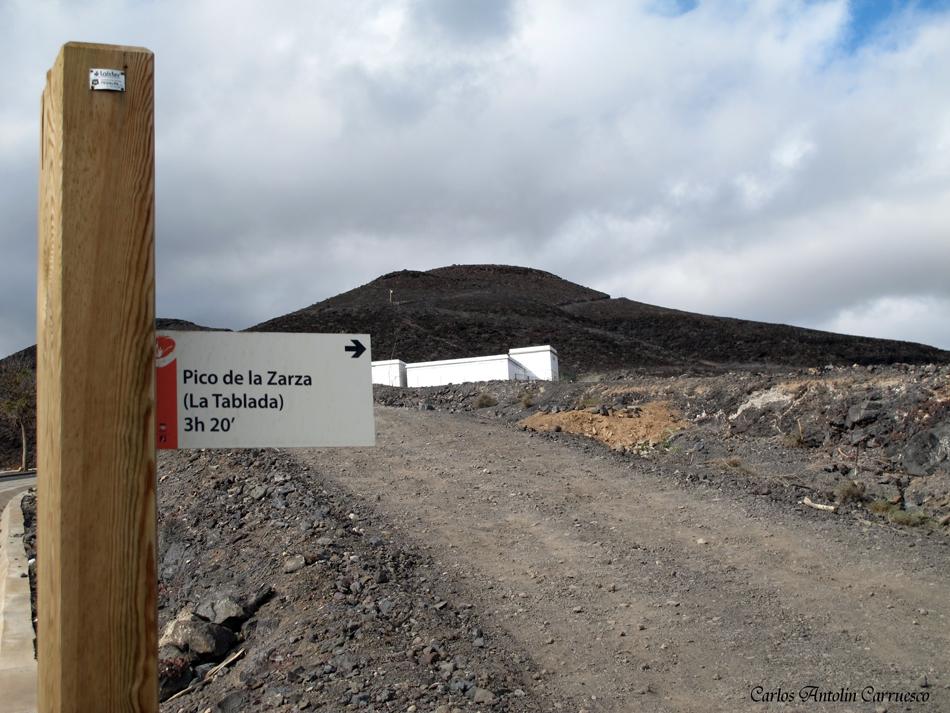 Pico de la Zarza - Morro Jable - Fuerteventura