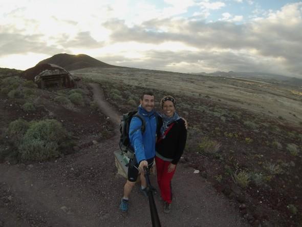 Montaña Roja - El Médano - Tenerife
