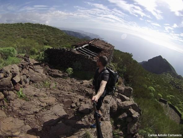 segunda finca y era - finca de Guergues - Tenerife