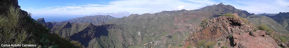 Camino de Guergues - Teno - Tenerife