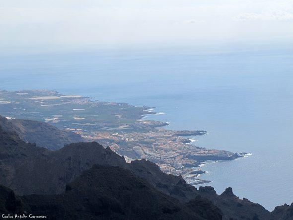 Puerto de Santiago - Los Gigantes - Tenerife - Camino de Guergues