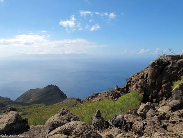 Camino de Guergues - Los Gigantes - Tenerife