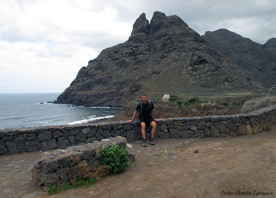 Punta del Hidalgo - Roque Dos Hermanos - Tenerife