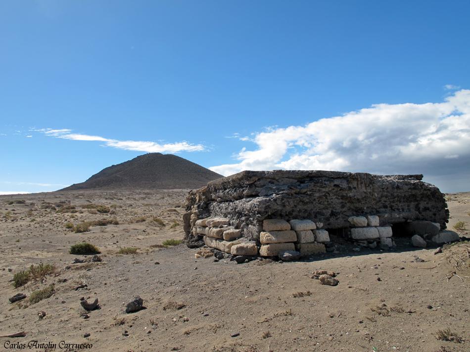 El Médano - Bunker - Tenerife
