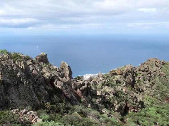 Agaete - Tamadaba - Gran Canaria - puerto de las nieves