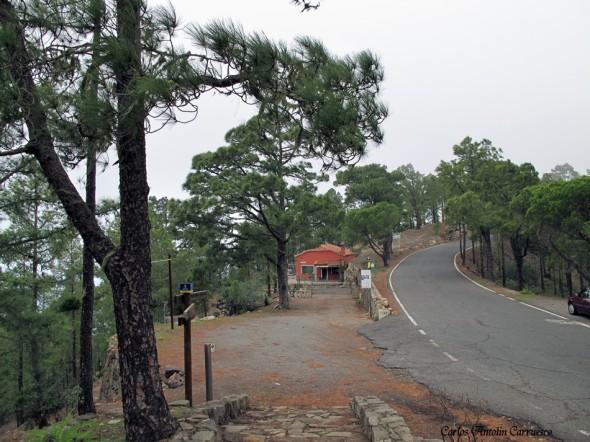 Tamadaba - dirección Tamadaba/Agaete - Gran Canaria - tirma - casa de tirma