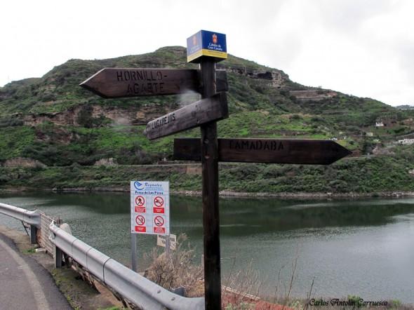 Parque Natural de Tamadaba - Lugarejos - Gran Canaria