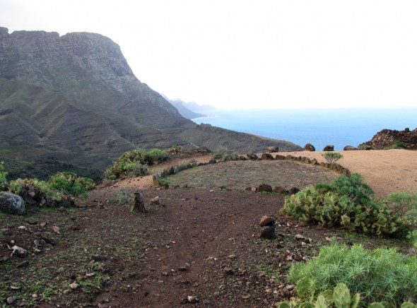 Agaete - Tamadaba - Gran Canaria - horno de cal