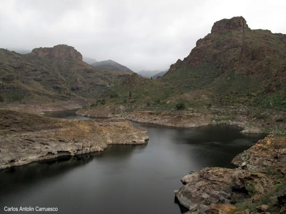 Embalse de Soria - Gran Canaria