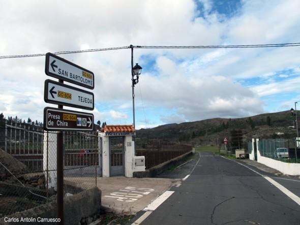 Cercados de Araña - GC604 - Gran Canaria