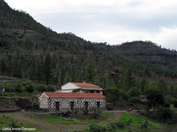 Cercados de Araña - Embalse de Chira - Gran Canaria