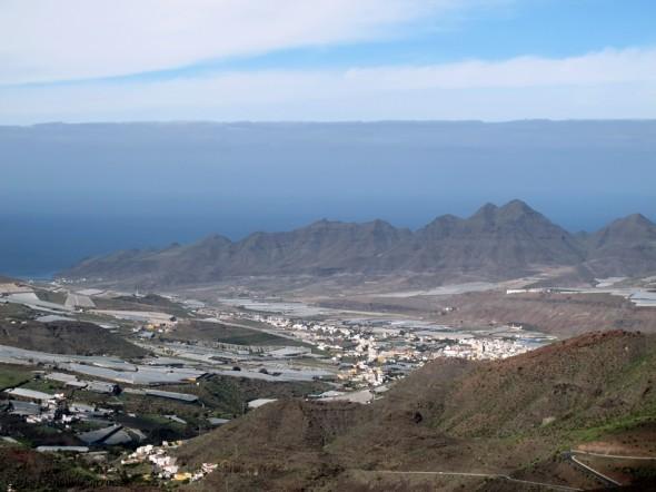 Degollada de Tasarte - La Aldea - Gran Canaria