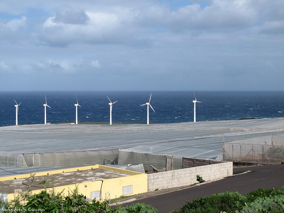 Punta de Teno - Parque Eólico - Tenerife