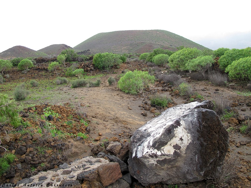 Malpaís de Güímar - Montaña Grande - Tenerife