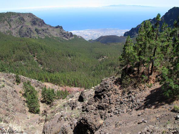 Mirador de La Crucita - Caldera de Pedro Gil - Tenerife