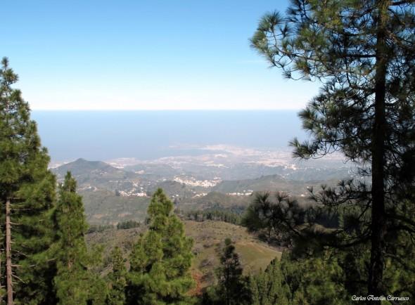 Norte de la isla de Gran Canaria - Las Palmas