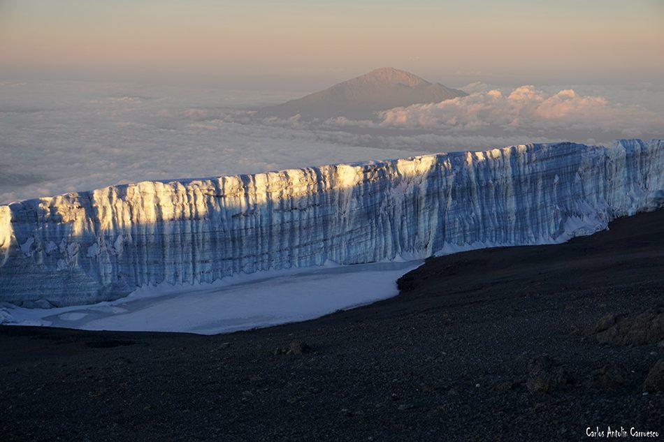 Uhuru Peak - Monte Kilimanjaro - Tanzania - monte meru