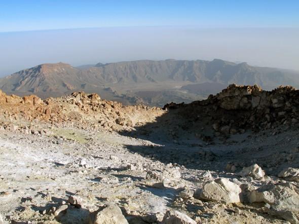 Pico del Teide 3.718 metros - Tenerife