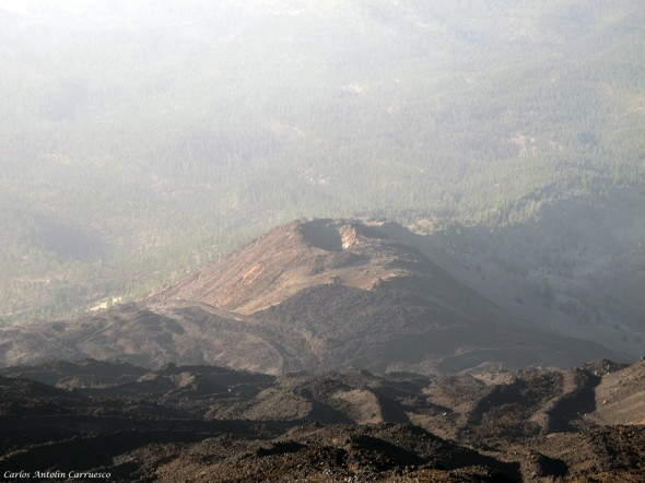 Pico Cabras - Teide - Tenerife