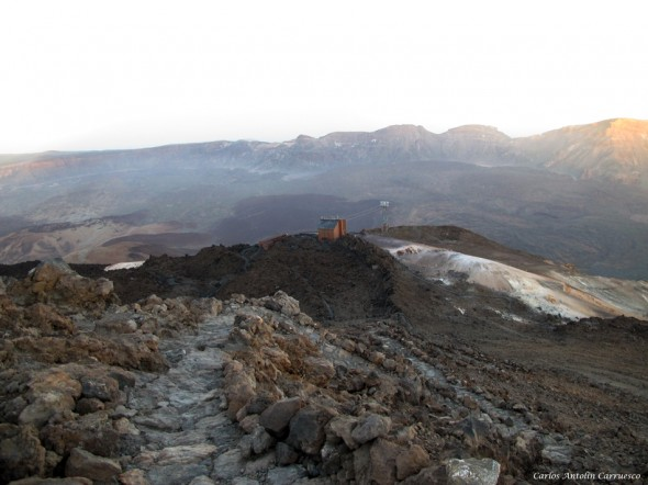 Telesforo Bravo - Teide - Tenerife