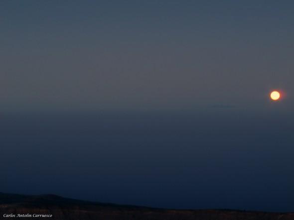 La Rambleta - 3.555 metros - Teide - Tenerife