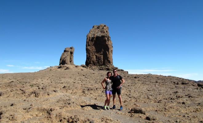 TRAMO 2°: Subida al Roque Nublo – Aparcamiento – La Culata de Tejeda