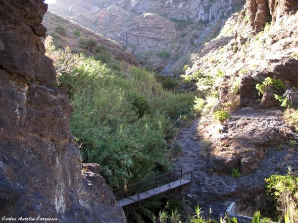 Barranco de Masca - Tenerife