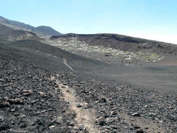 Teide - sendero Nº 9 - Tenerife