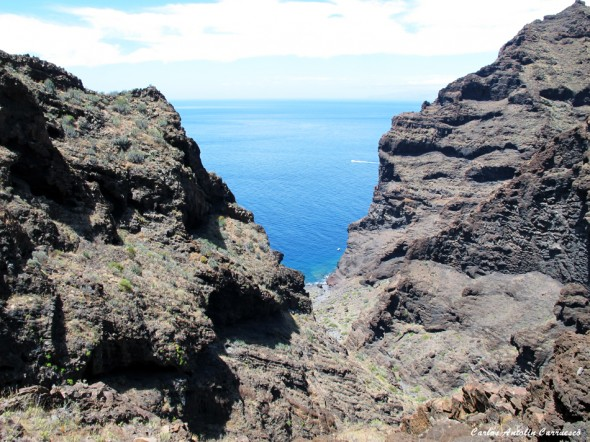 Playa Nateros - Teno - Tenerife