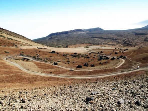 Ruta Nº7 - Teide - Montaña Blanca - Tenerife