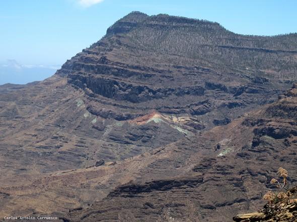 Los azulejos - Inagua - Gran Canaria