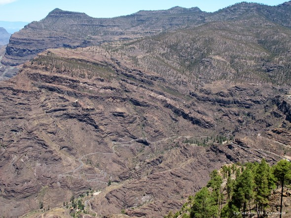 Montaña de Tauro - Gran Canaria