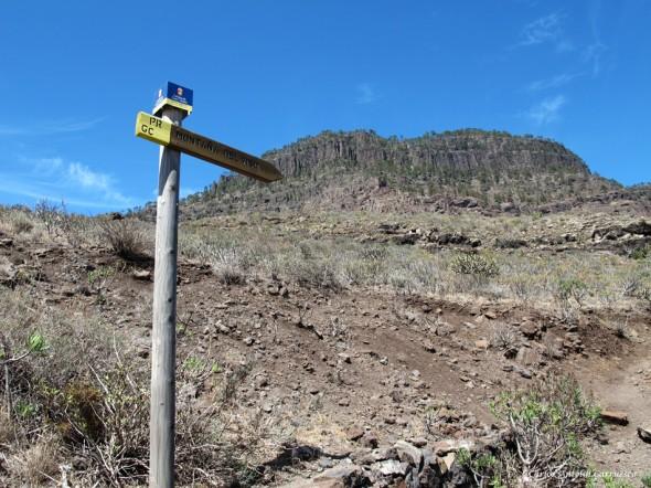 Degollada de La Aldea - Gran Canaria