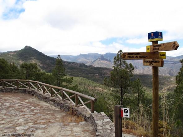 Degollada del Sargento - Altavista - Gran Canaria