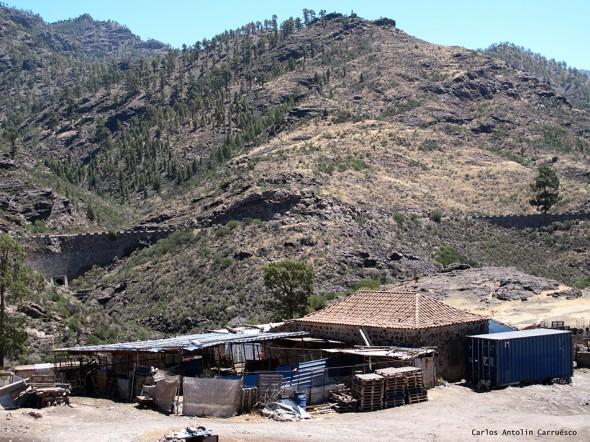 Soria - Cueva de Las Niñas - Gran Canaria<br/>Casa de La Data