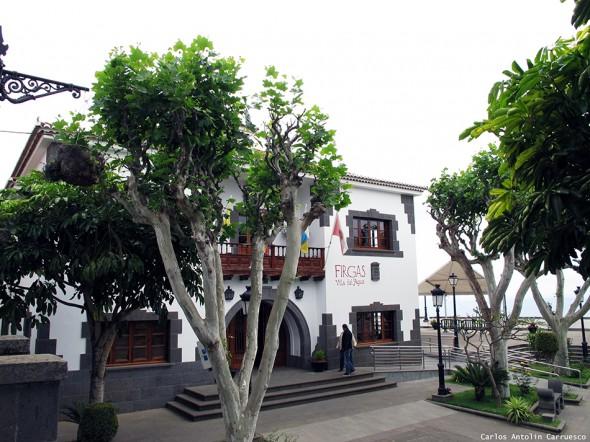 Plaza de San Roque - Firgas - Gran Canaria
