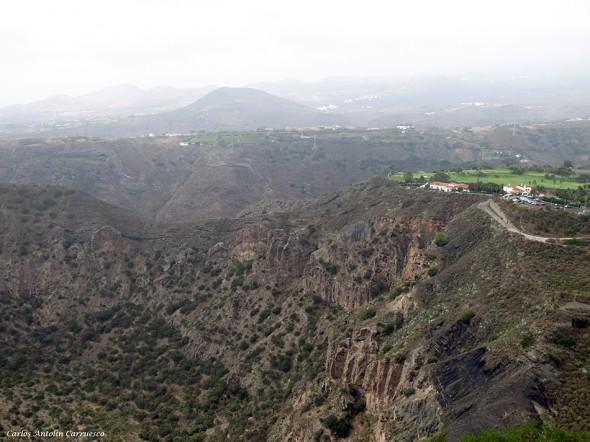 Mirador Pico de Bandama - Gran Canaria